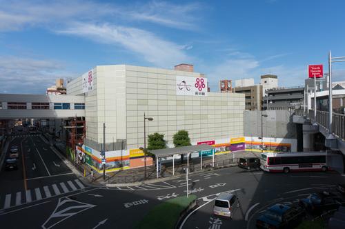 近鉄百貨店枚方店跡-1