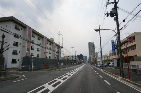 関西電力楠葉社宅130411-08