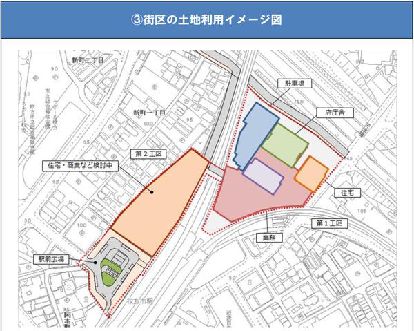 3街区イメージ図