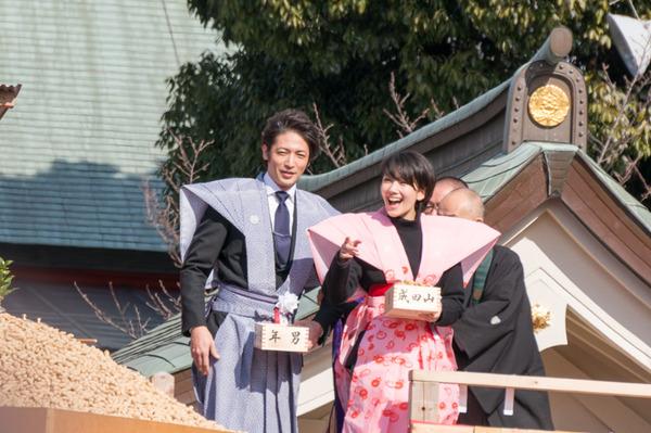 成田山節分祭-27