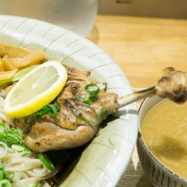 鴨つけ麺-1805153