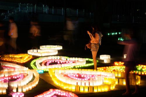 七夕キャンドルの夕べ2013-2