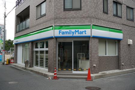 ファミリーマート寝屋川香里南之町店130630-07