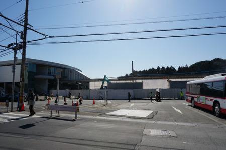 長尾駅130315-05