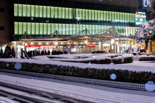 雪の正月-37