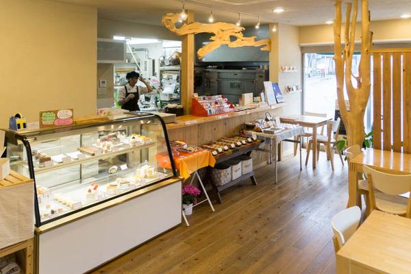 洋菓子店-18011736