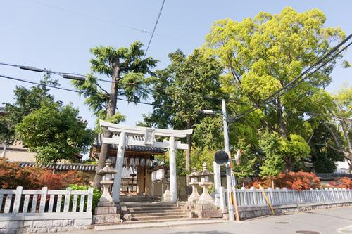 かたの神社-1