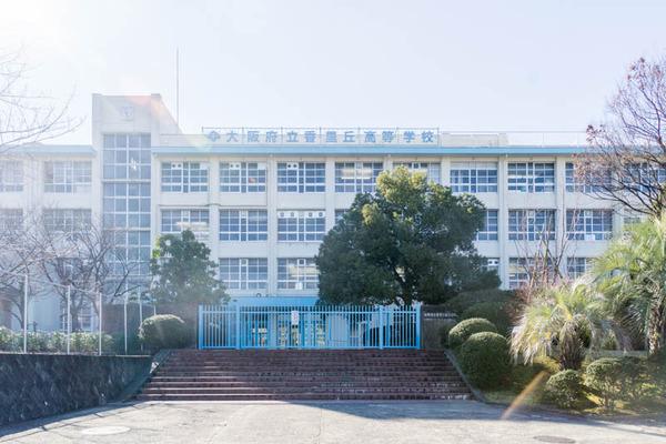 香里丘高校