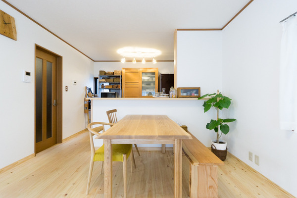 green建築工房Yさま邸-26
