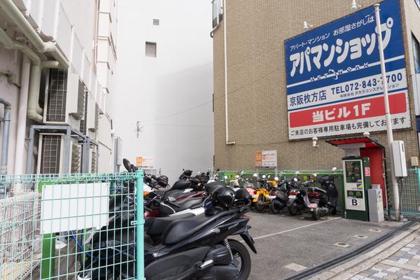 枚方市駅駐輪場-16101743