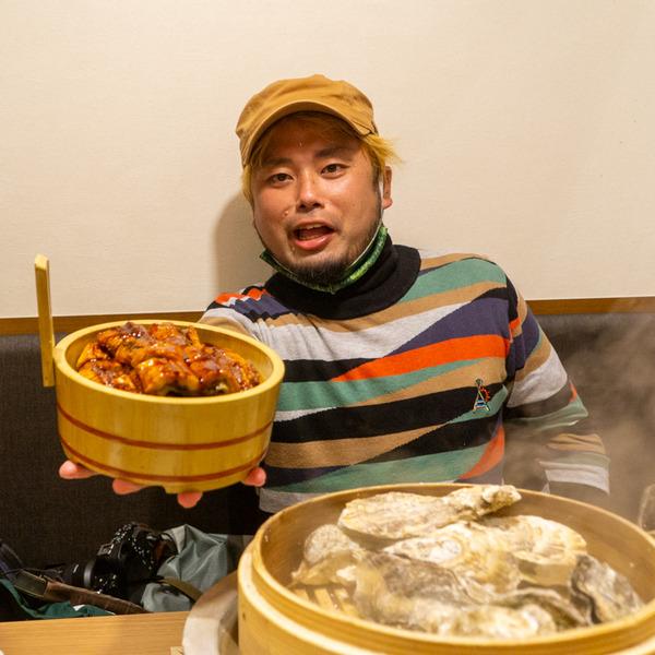 牡蠣鰻食べ放題-20102730