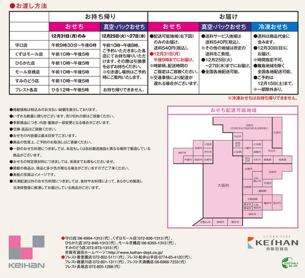 京阪2018おせちH1-H4