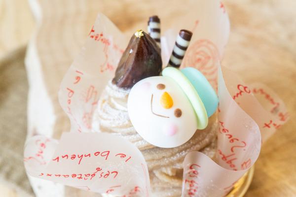 ハイデのクリスマスケーキ-2
