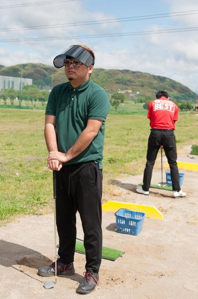 ゴルフ-119