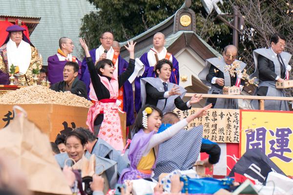 成田山節分祭-48