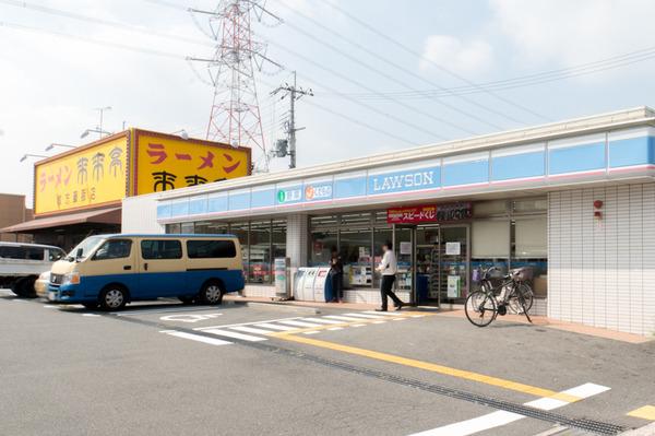 20171011ローソン藤阪南二丁目店