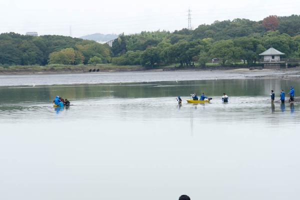 山田池公園-1710159