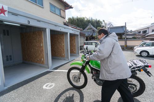 バイクガレージ-15