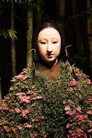 121005菊人形「平清盛」72