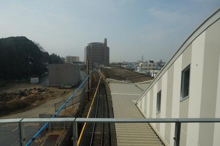 長尾駅内覧会130202-62