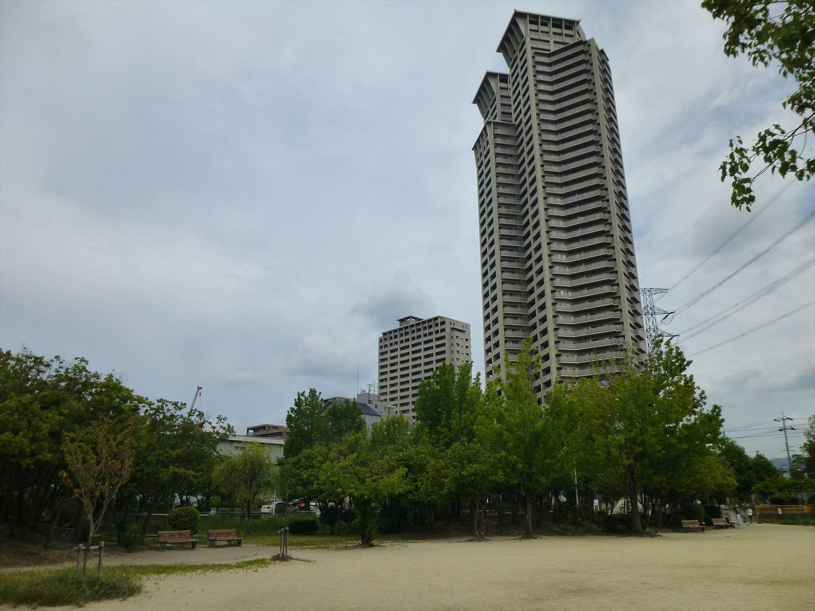 楠葉中央公園140801-03
