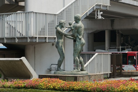 枚方市駅の気温130811-03