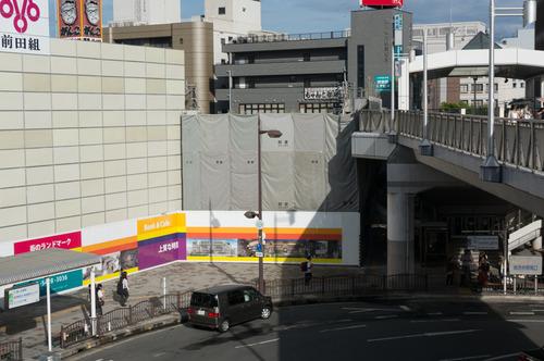 近鉄百貨店枚方店跡-2