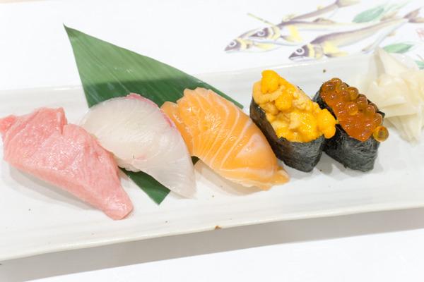 江戸前びっくり寿司-10