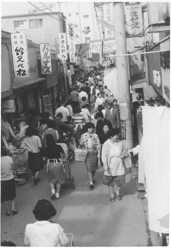 岡本町商店街