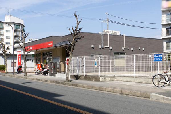 藤阪郵便局-1803074