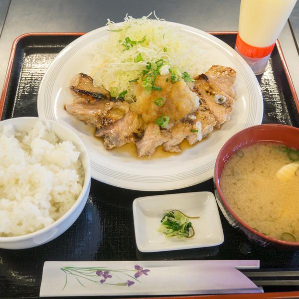 トンテキ定食-16031601