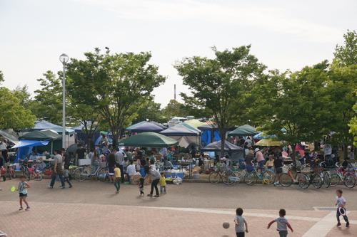 山田池公園バーベキュー-9
