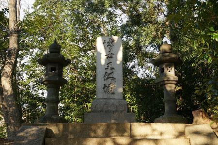 伝王仁墓130125-05