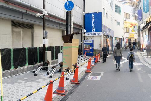 自転車駐車場-15033107