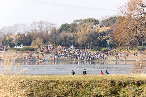 山田池公園-1801203