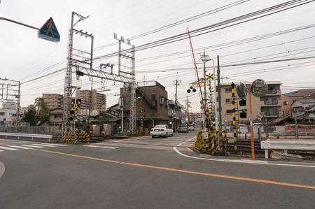 光善寺駅前ロータリー140120-02