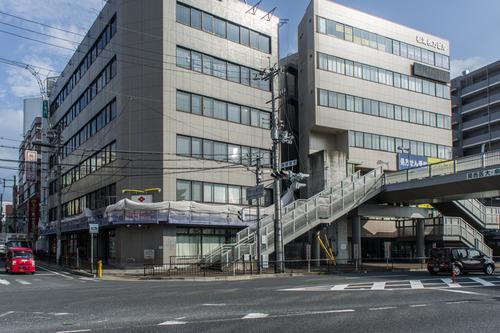 枚方市駅ロータリー-1408173