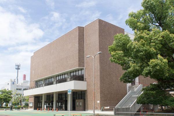 市民会館-1808201