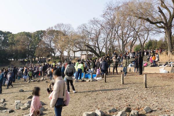 山田池公園-1801201