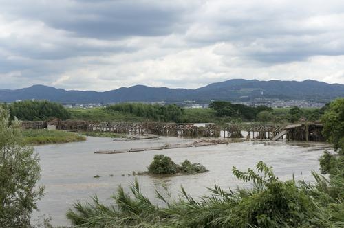 流れ橋-8