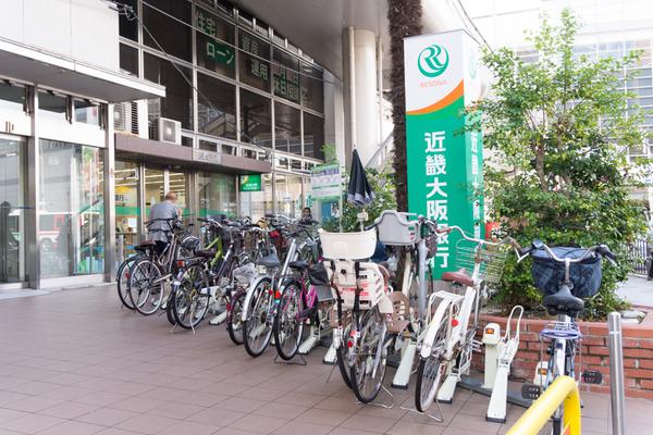 枚方市駅駐輪場-16101736