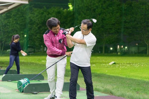 ゴルフスクール 大阪市鶴見区