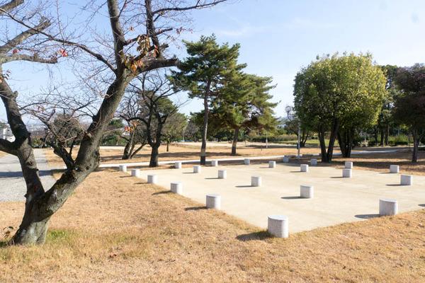百済寺跡公園-16120313