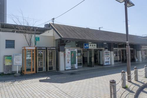 津田駅-15040208
