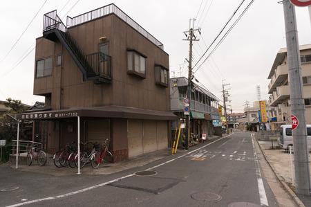 光善寺駅前ロータリー140120-03