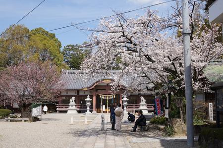 百済王神社-2