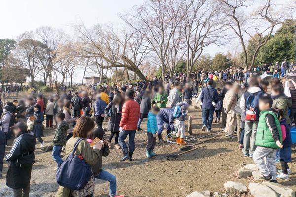 山田池公園-1801202