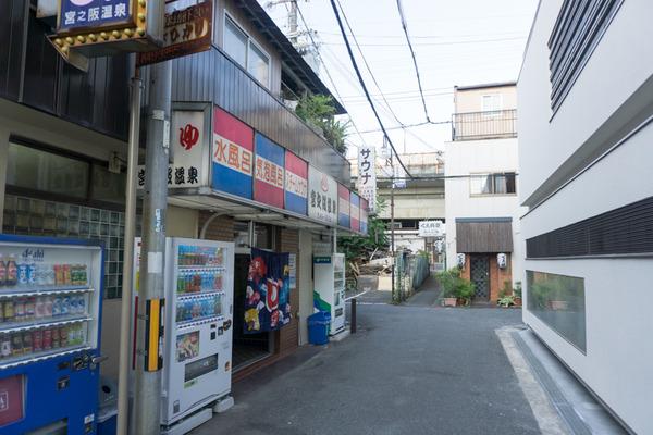 宮之阪温泉場所-2