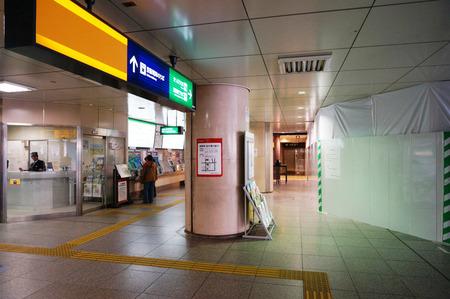 樟葉駅130417-14