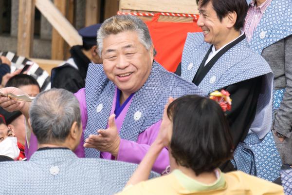 成田山不動尊 節分祭-26